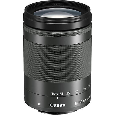 Canon EF-M 18-150mm f/3.5-6.3 IS STM Lens Black -Bulk Pack DE