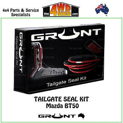 Tailgate Rubber Seal Kit Mazda Bt50 2012 - Onwards Tail Gate Dust Water Free