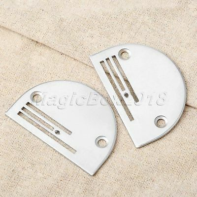 1 x Industrial Sewing Machine Parts Needle Plate B18 For Brother Juki Singer etc