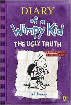 The Ugly Truth (Diary of a Wimpy Kid book 5), New, Kinney, Jeff Book