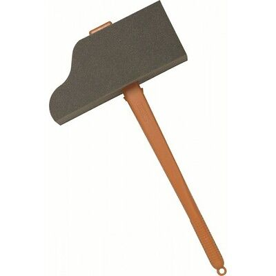 Mallet Sponge Head & Brown Handle Fancy Dress Accessory