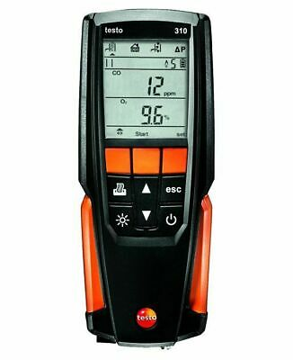 Testo 310 (0563 3100) Combustion Analyzer Kit