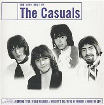 The Casuals-The Very Best Of The Casuals  CD NEW