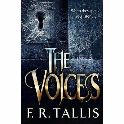 The Voices by F. R. Tallis (Paperback) New Book