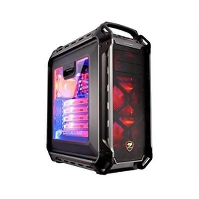 Cougar Case PANZER MAX Extended-ATX Full Tower NO PS Black 2/2/(4) Bays USB 3.0