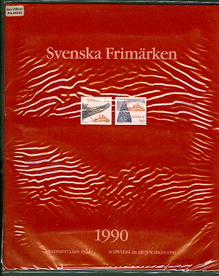 Sweden 1990 Official Yearset