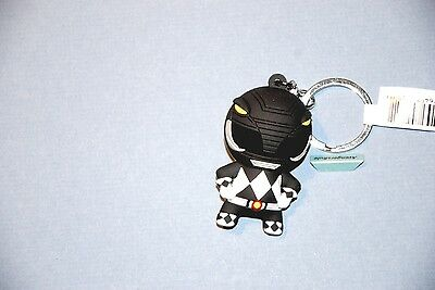 Power Rangers Figural Keyring Series Black Ranger