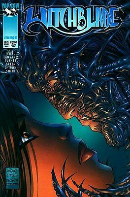 Witchblade (Vol 1) #  23 Near Mint (NM) Image MODERN AGE COMICS