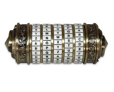 The Da Vinci Code Mini Cryptex