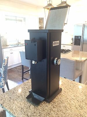 Ditting KFR-1203 Coffee Grinder Single Phase 110V - Runs Great & Super Clean