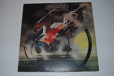 Hawkwind HALL OF THE MOUNTAIN GRILL original vinyl LP album