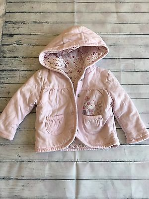 Baby Girls Clothes 3-6 Months - Cute Girl Pink Jacket