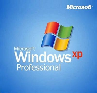Windows XP Professional Install | Boot | Recovery | Restore CD Disc Disk OEM