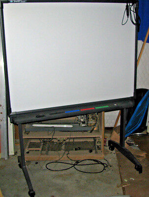 Smart Board Interactive White Board with Floor Stand