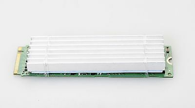 6mm Aluminium Heat Sink for M.2 2280 NGFF NVMe or SATA SSD SM961 960Pro