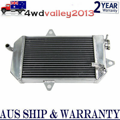 For Yamaha banshee YFZ350 ATV YFZ-350 Oversized Aluminum Racing Radiator