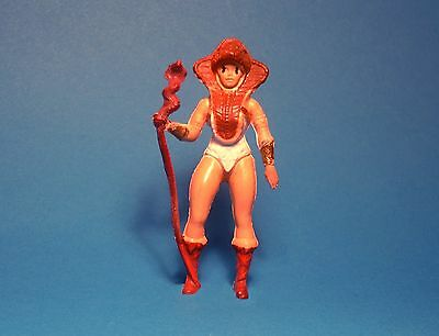 VINTAGE MASTERS OF THE UNIVERSE FIGURE - TEELA pencil / cake topper decoration