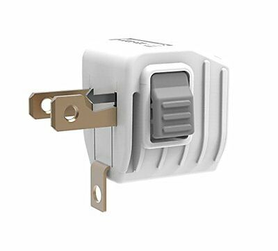 LOCK in PLUG - lock & secure any plug / cable / cord / charger into your outl...