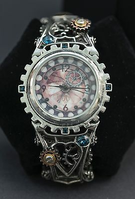 Steampunk Watch the Telford Chronocogulator - Alchemy Gothic