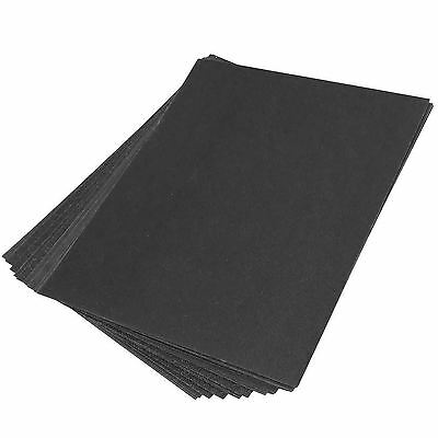 20 Pcs Pack Assorted Wet Dry Sand Paper Sheets Extra Fine Medium Coarse DIY Use