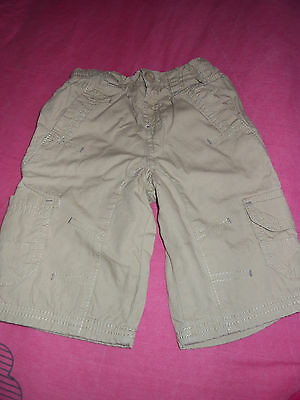 Boys NEXT Trousers In Size 3-6 Months Hardly Worn