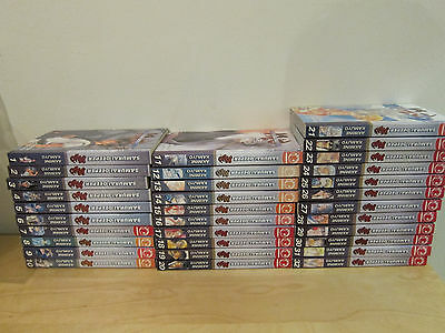 Samurai Deeper Kyo Manga Volumes 1-32 (English)