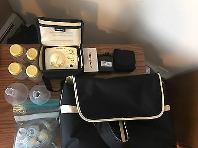Medela Pump in Style Advanced Starter Set Rarely Used