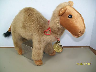 """The Chan"" Camel ""Made especially for the Great Southern Railways"" Stuffed toy"