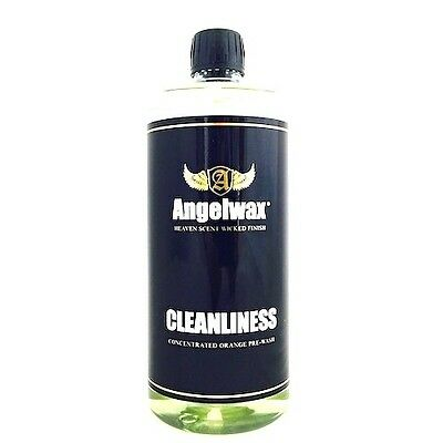 AngelWax Cleanliness - Concentrated Orange Pre-Wash - 1 Litre, Valeting,