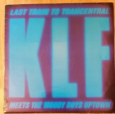 KLF, Last Train To Trancentral,12 Vinyl Pre Owned