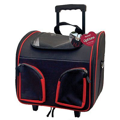 Rosewood Options Pet Travel Trolley