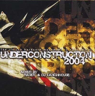 Underconstruction 2004 Audio CD