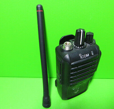 iCOM IC-F3002 VHF and UHF Commercial Transceivers Radio - SINGLE Unit Only