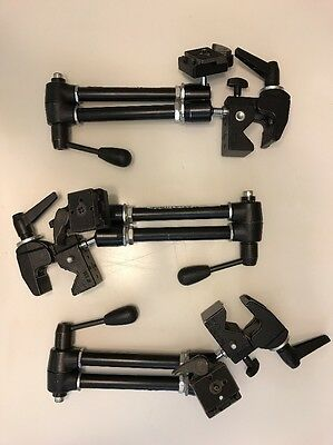 Manfrotto 2929QR Variable Friction Arm with 200PL-14 QR And 035L Super Clamp
