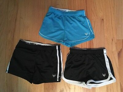 Justice Mesh Shorts Girls Size 7 (Lot of 3)