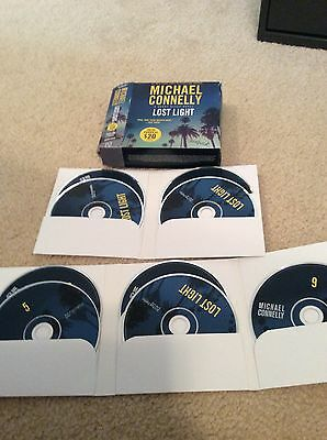 michael connelly unabridged audio book audiobook cd free shipping lost light