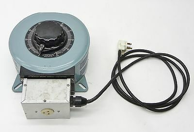 Powerstat Variac Variable Autotransformer 240/120V 0-280V 15A Transformer 246