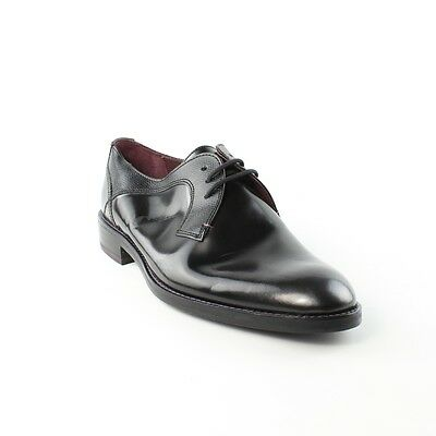 Ted Baker Flaava Black Shoes Mens size 8 M New $240