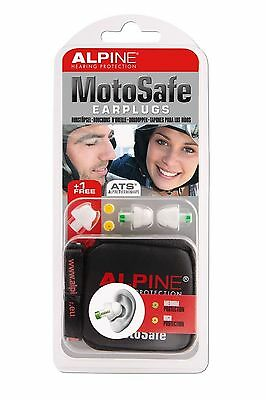 Alpine MotoSafe Ear Plugs Medium