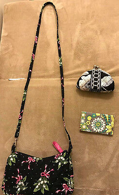Lot of Vera Bradley Purse and Wallets Excellent Condition