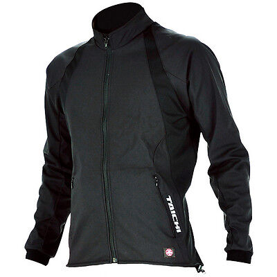 RS Taichi RSU970 Wind Stopper Inner Jacket Black