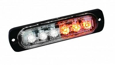 Low Profile LED Grill/Surface Lights- Multi Colors- Packs of 4