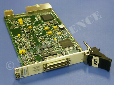 NEW - National Instruments PXI-6225 NI DAQ Card, 80ch Analog Input
