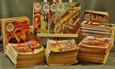 139 Issues War Picture Library including #1-10