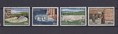 s16531) CYPRUS  MNH** 1964 William Shakespeare 4v