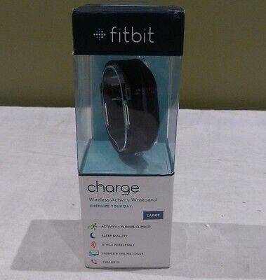 Fitbit Charge Wireless Activity Wristband - Large