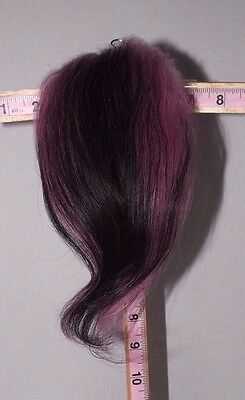 Troll Doll Mohair Replacement Wig for Vintage Troll Doll (4338)