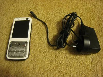 Nokia N73 Smartphone 2006-7 Collectable - Not Working