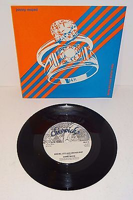 "JOHNNY MOPED DARLING LET'S HAVE ANOTHER BABY 1978 CHISWICK 7"" 1st ISSUE, P/S"
