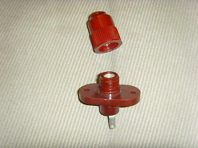 Millen High Voltage Connector Set Red 37001- Free Shipping
